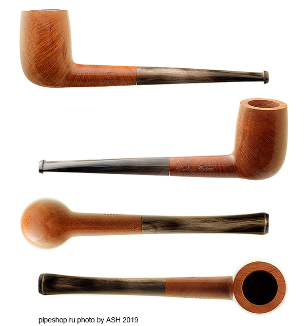 Курительная трубка ROPP VINTAGE BRIAR SMOOTH BILLIARD SUPERIOR