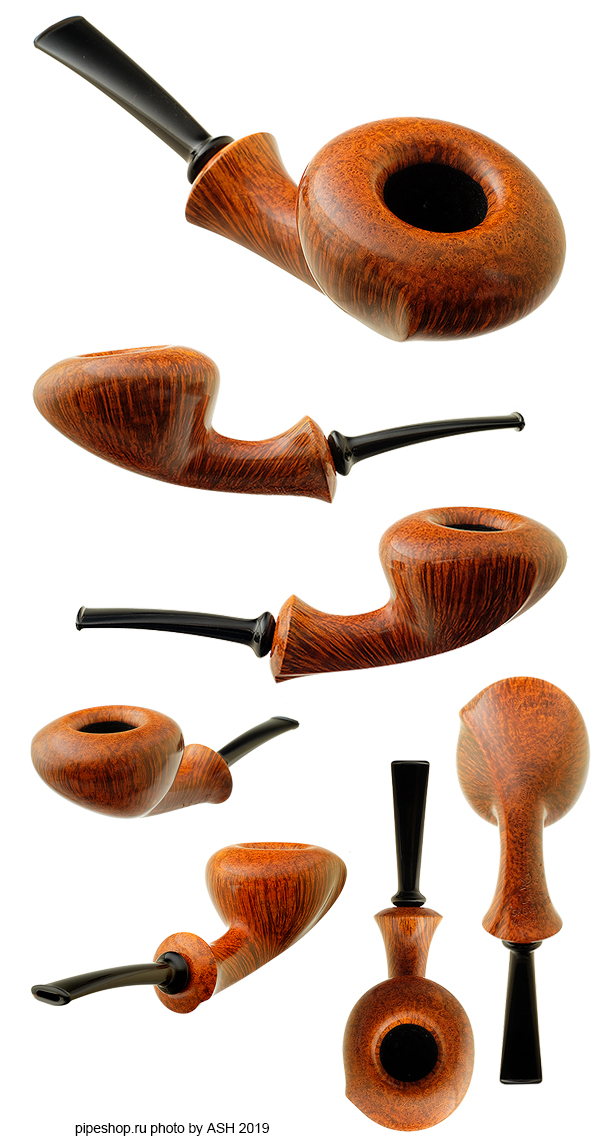Курительная трубка LASSE SKOVGAARD SMOOTH SLIGHTLY BENT ACORN Grade LION