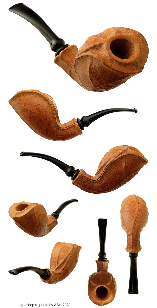 Курительная трубка SOREN ERIC ANDERSEN (SEA) CARVED BENT BUD